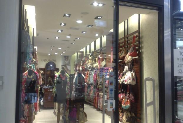 Lounge Mall Plaza el Trebol y Mall del Centro – Concepcion